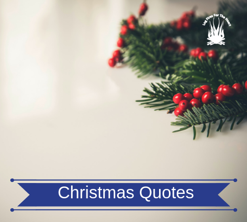 Christmas Video Quotes - One Of The Most Glorious Messes ......