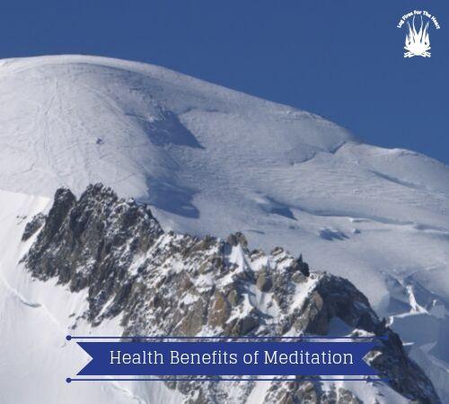 Amazing Health Benefits Of Meditation.
