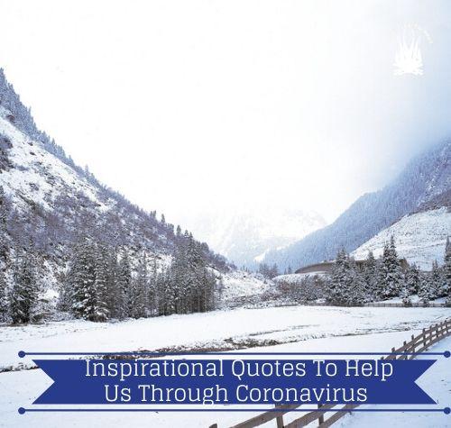inspirational quotes for coronavirus| covid 19