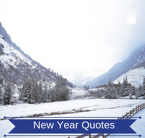 New Year's Inspirational Quotes