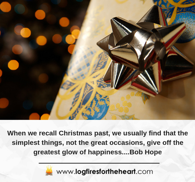 inspirational Christmas quote