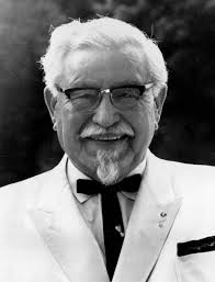 Inspirational story of Colonel Sanders