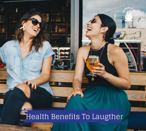 health benefits to laughter